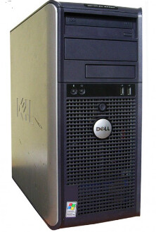 Dell Optiplex GX520 Pentium 4 2.8GHz Tower PC