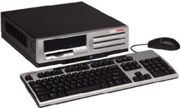 Compaq Evo D510 Pentium 4 2.53GHz SFF PC