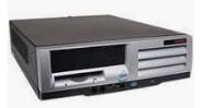 Compaq Evo D510 Pentium 4 2.4GHZ, SFF PC