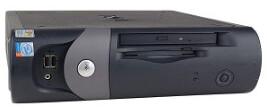 Dell Optiplex GX280 Pentium 4 3.2GHz PC
