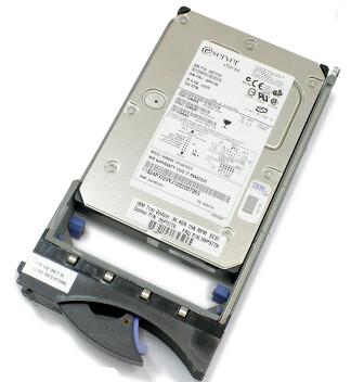 32P0736   IBM 36.4GB U320 SCSI Hard Drive