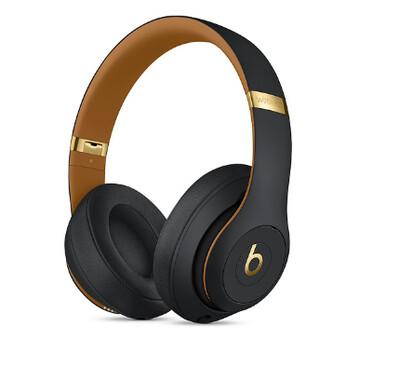 Beats Studio3 Wireless MTQW2LL/A Headphones Midnight Black