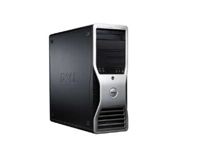 Dell Preciison T3500 Quad Xeon 2.66GHz Workstation