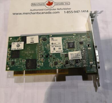 Matrox P650 64MB PCI Graphics Card | P65-MDDAP64F