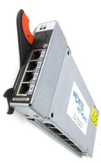IBM Nortel 4 Ports Gigabit Ethernet Switch Module | 32R1859