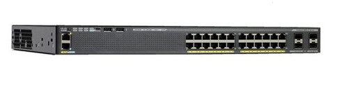 Cisco Catalyst 24 Port Switch | 2960X-24TS-L