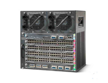 Cisco Catalyst 4506-E 6 Slot Chassis Switch   WS-C4506-E