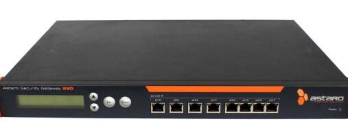 Astaro ASG220  Internet Security Appliance   NSA1080L-ASG-220
