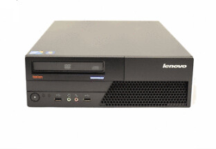 Lenovo ThinkCentre M58P 6137 - Core 2 Duo 3.0GHz PC