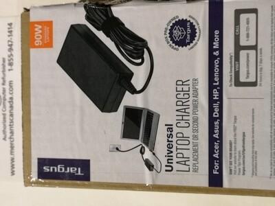 Targus 90W AC Semi-Slim Universal Laptop Charger   APA790USO-72R
