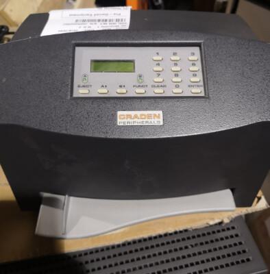 Craden Pheripherals DP8 Passbook Printer