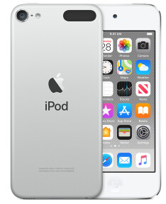 Apple iPod 6th Gen Touch 128GB Silver | MKWR2VC/A
