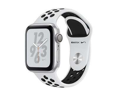 Apple Watch Nike + Series 4 With GPS | MU6H2VC/A