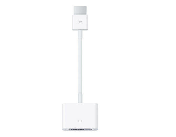 Apple HDMI to DVI Adapter | MJVU2AM/A
