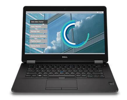 Dell Latitude E7270 Core-i7 6600U - 8GB   Ram - 256GB SSD French Ultrabook