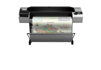 HP DesignJet T1300 Large Format Color Printer