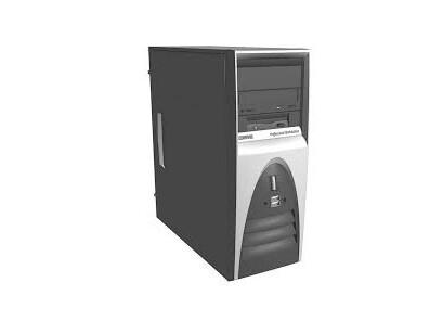 HP EVO W4000 Pentium 4 2.2GHz Tower PC