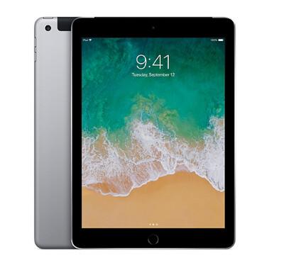 Apple iPad 5th Gen 128GB(Wifi+Cellular) Space Gray | MP262CL/A