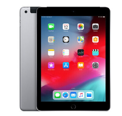 Apple iPad 6th Gen 64GB (Wifi+Cellular) | Space Gray