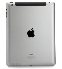 Apple iPad 4th Gen 32GB(Wifi+Cellular) Silver | A1459