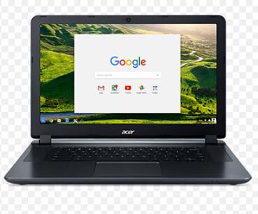 Acer Chromebook 15 CB3-532-14L9 Quad Core 1.04GHz