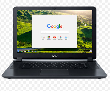 Acer Chromebook 15 CB3-532-14L9 Quad Core 1.04GHz