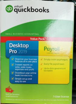 QuickBooks Desktop Pro 2019+ Payroll