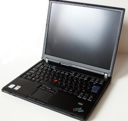 Lenovo ThinkPad T60 Core Duo 2.0GHz Laptop | 1952-B01