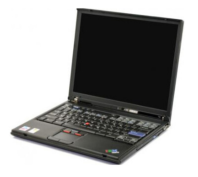 Lenovo ThinkPad T61 Core 2 Duo 2GHz Laptop | 7663-WHG