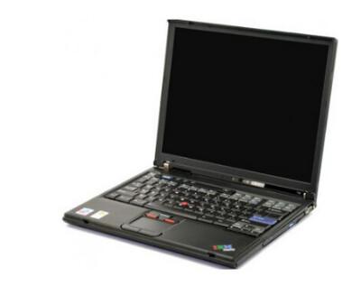 IBM ThinkPad T61 2.40GHz Notebook | 7663-DM2