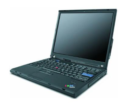Lenovo ThinkPad T60 1.66GHz Core Duo-T2300 Laptop | 1951-WV4