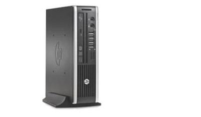 HP Elite 8300 Core i5 2.90GHz 3rd Gen PC | D8C33UT#ABA