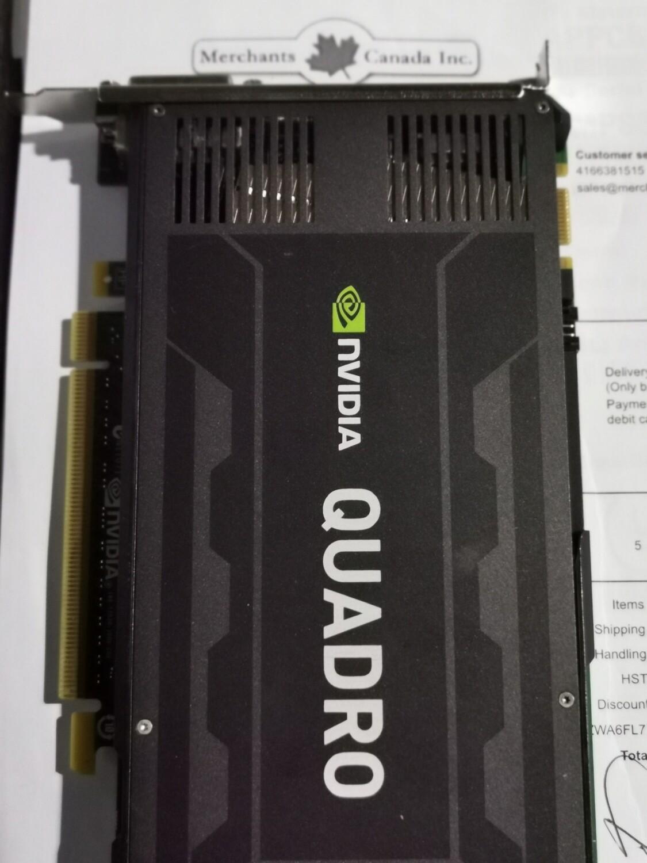 IBM Nvidia Quadro K4000 3GB GDDR5 PCl-E Graphics Card | 03T8312