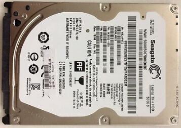 Lenovo 500GB 7200RPM SATA Hard Drive | 00HM717 | SH20E38298