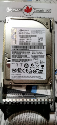 IBM 73.4GB 10K Hard Disk Drive | 9F4066-039 | 40K1020 | 39R7366