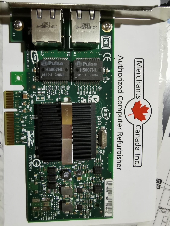 IBM PRO/1000 PT Dual Port Server Adapter | 39Y6128 | 39Y6127