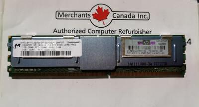 HP 1GB PC2-5300F DDR2-667MHz Server Memory | 398706-051 | 416471-001