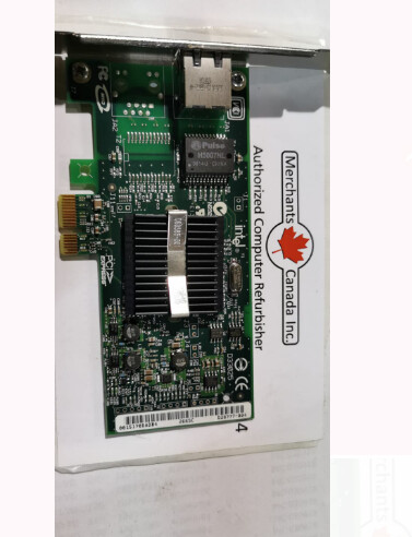 0U3867 | U3867 | Dell D33745 Single Port PCI-E Gigabit Network Card