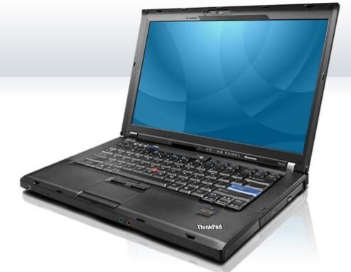 Lenovo ThinkPad R500 Core 2 Duo-T9400 - 3GB Ram - 80GB Hard Drive French Laptop
