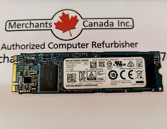 KSG60ZMV256G | Toshiba M.2 2280 256GB SSD