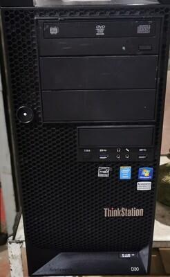 4353-3J4 | Lenovo ThinkStation D30 Dual 8 Core Xeon E5-2650V2 @2.60GHz | 43533J4