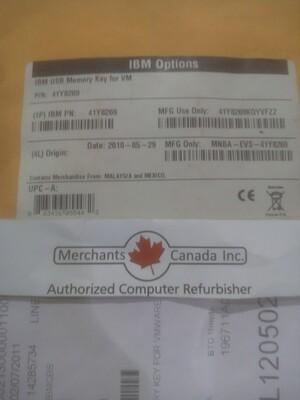41Y8269    IBM USB Memory Key for VMware