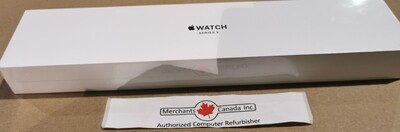 New Sealed Apple Watch Series 3 42mm With GPS   MTF32CL/A   A1859