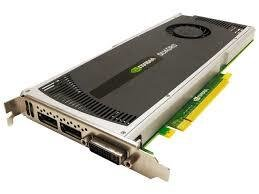 Dell NVIDIA Quadro 4000 2GB Video Card  | 038XNM