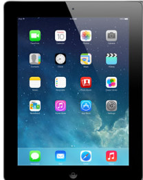 Apple iPad Retina 4th Gen 16GB Black | MC773C/A