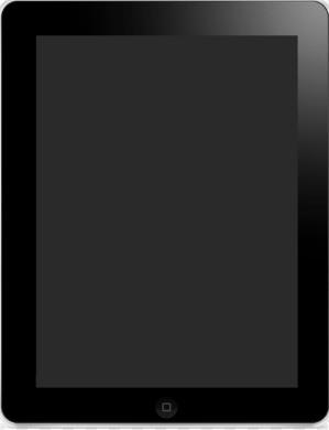 Apple iPad 2 64GB Black | A1396