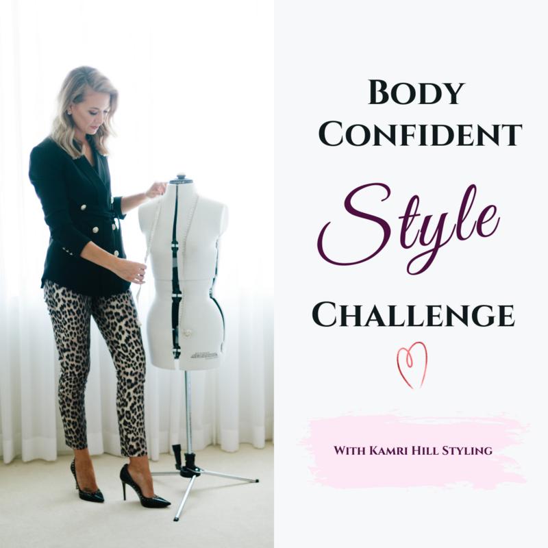 Body Confident Style Challenge