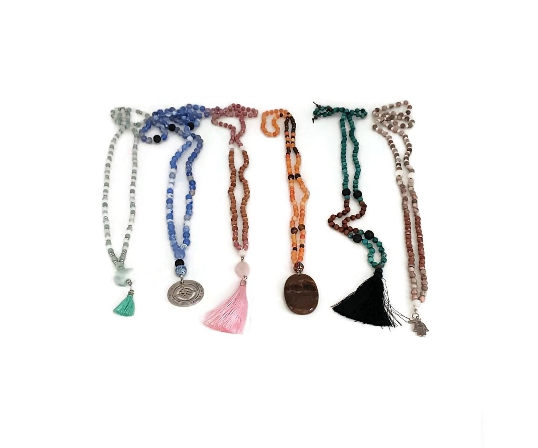 Journey Necklaces