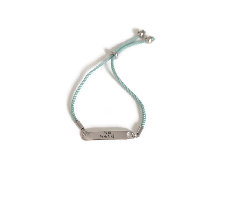 Empower - Slide It Bolo Rope Bracelet