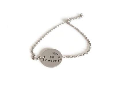 Empower - Slide It Bolo Chain Bracelet